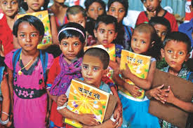 New Textbook Distribution from 1st January across the Country